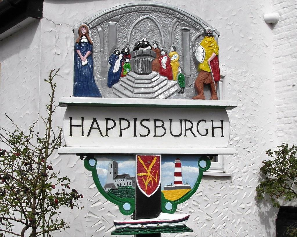 *Happisburgh, Norfolk