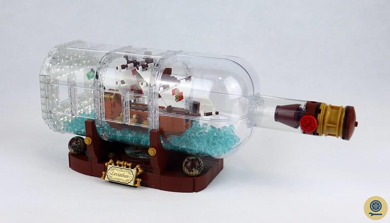 92177 Ship in a Bottle 5