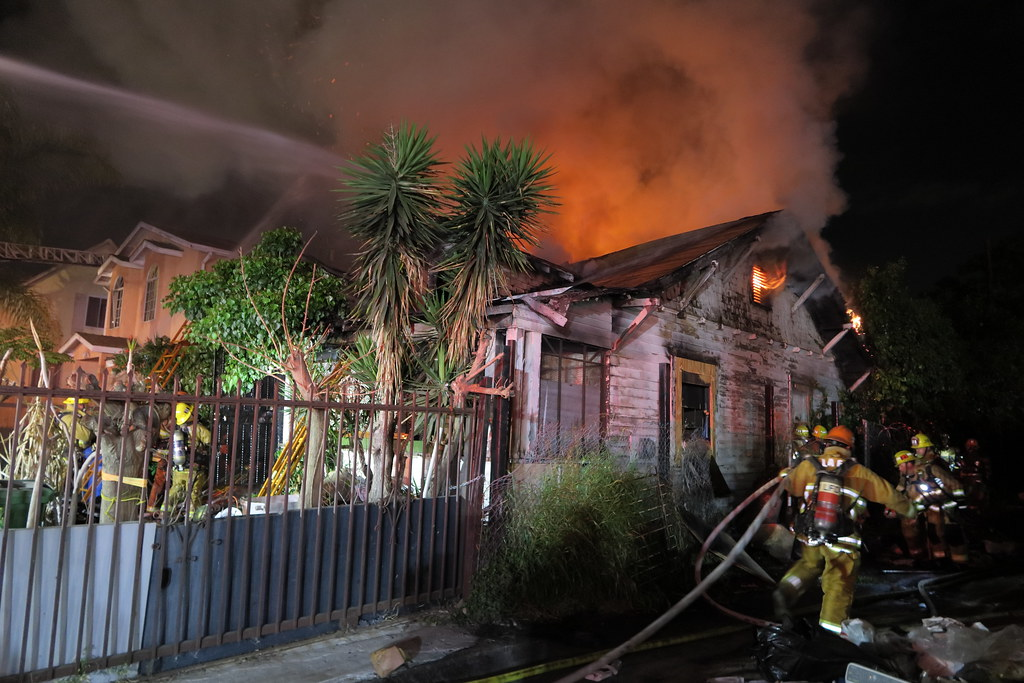 Fire Destroys Vacant Florence Home