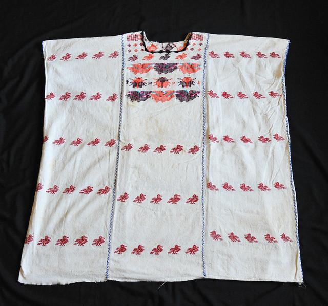 Huipil Amuzgo Oaxaca Mexico Textiles