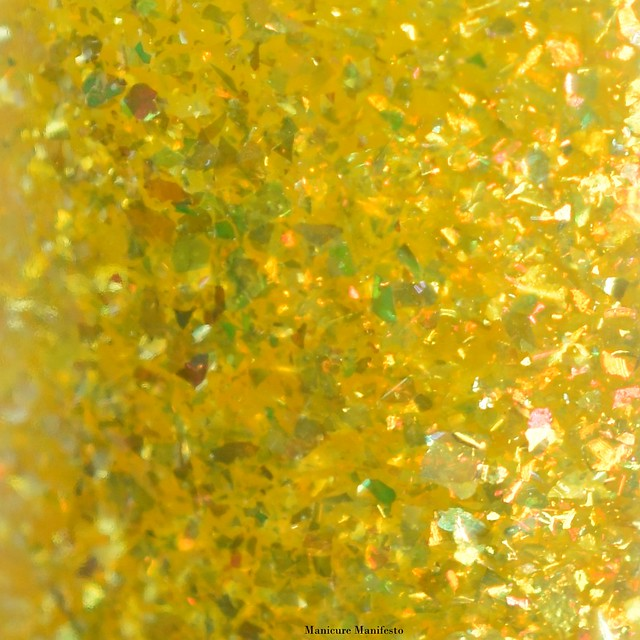 Paint It Pretty Polish Yellow Brick Road review