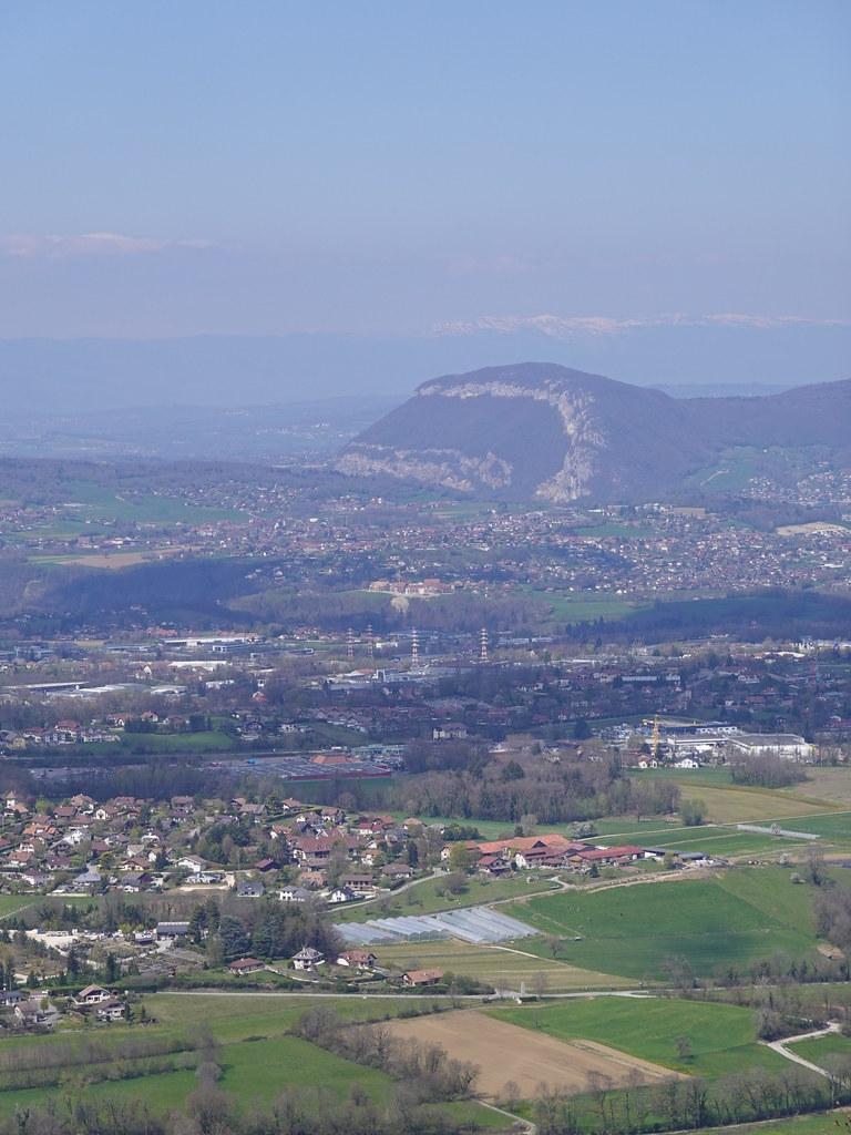 Montagne de la Mandallaz @ Belvédère de Sainte-Catherine @ Semnoz