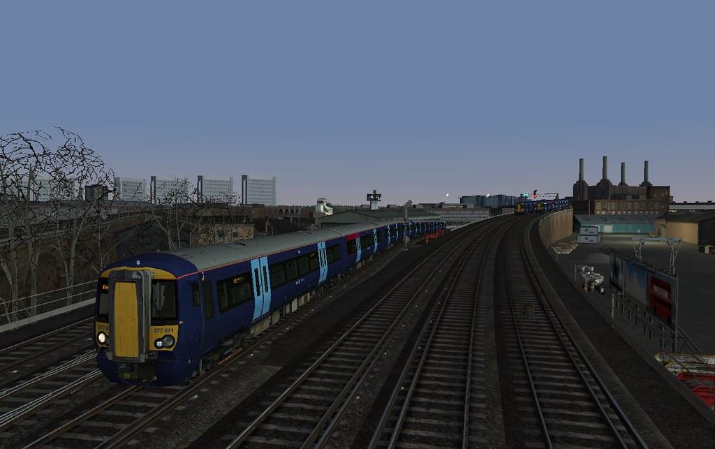 Battersea Virtual Trio!