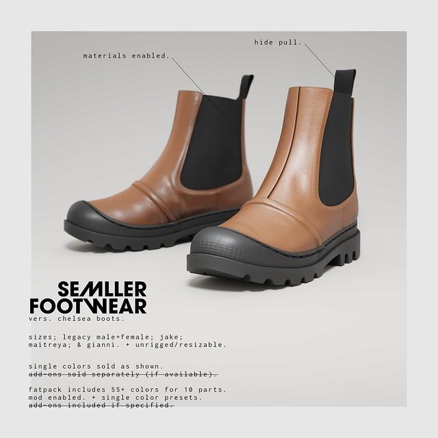 Kustom9; Chelsea Boots