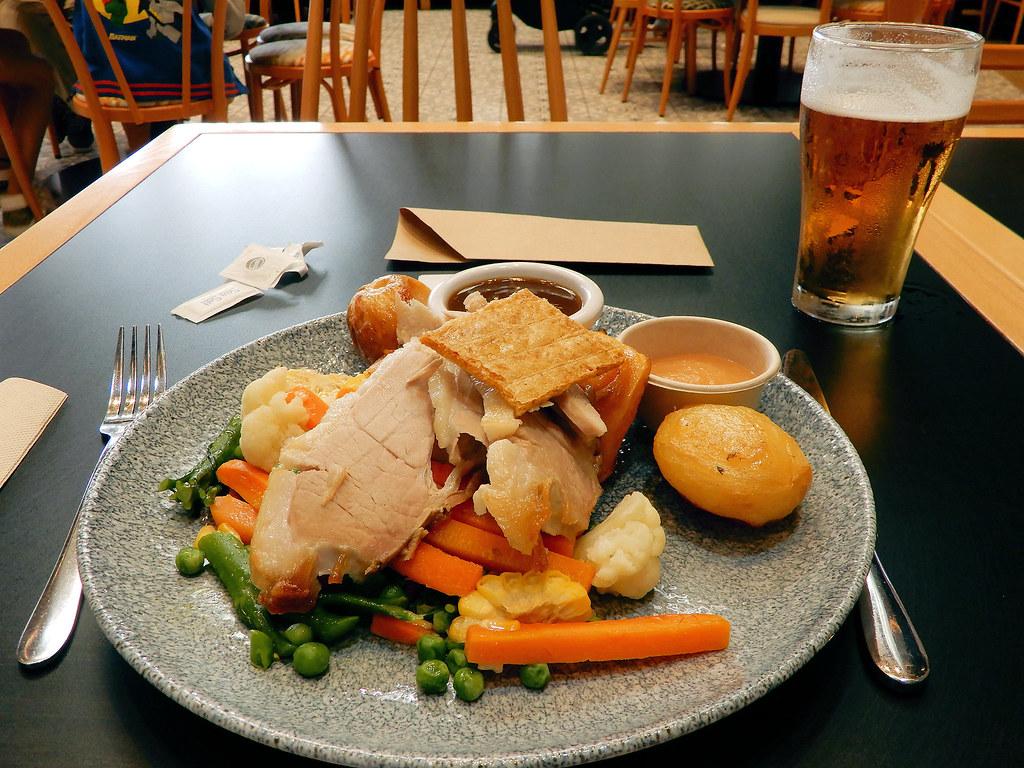 Roast Pork, Wenty Leagues, Wentworthville, NSW.