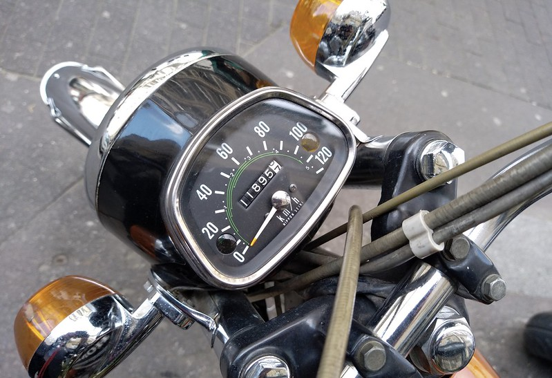 Honda CB125/S Candy Topaz orange 51117855578_ba188b996b_c