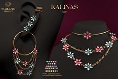 Romazin - Set <Kalinas>@Tres Chic
