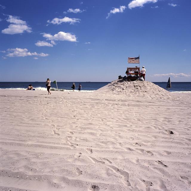 Sand and Sky!