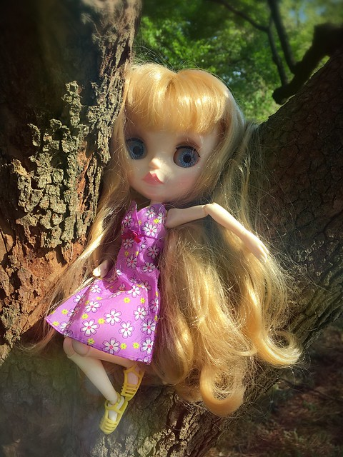 Blythe a Day Apr 15–Remain in Light 🌞🌳