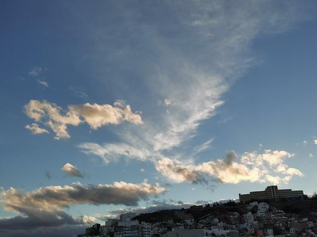 Cielos y nubes Las Palmas de Gran Canaria 36