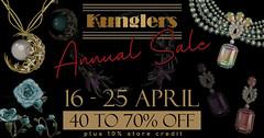 Kunglers Sale 2021