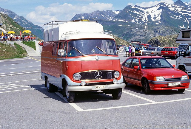 Zwitserland, juli 1992