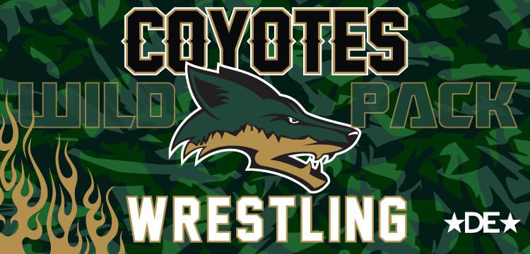 Skyline Coyotes Wrestling Gear