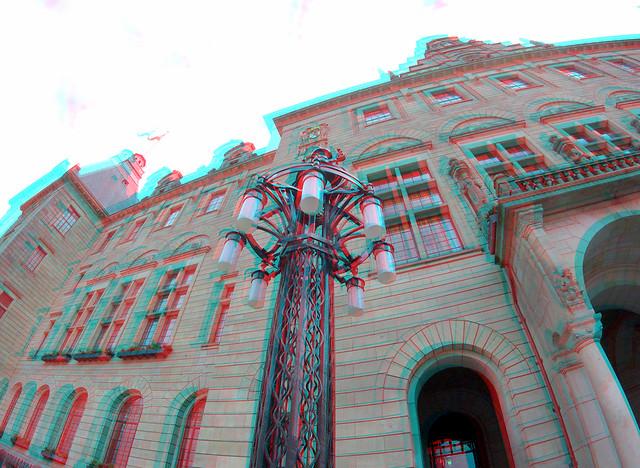 Stadhuis Coolsingel Rotterdam 3D GoPro