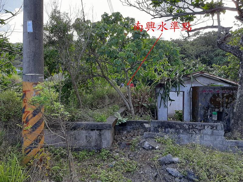 南興內政部一等水準點點位 (1)