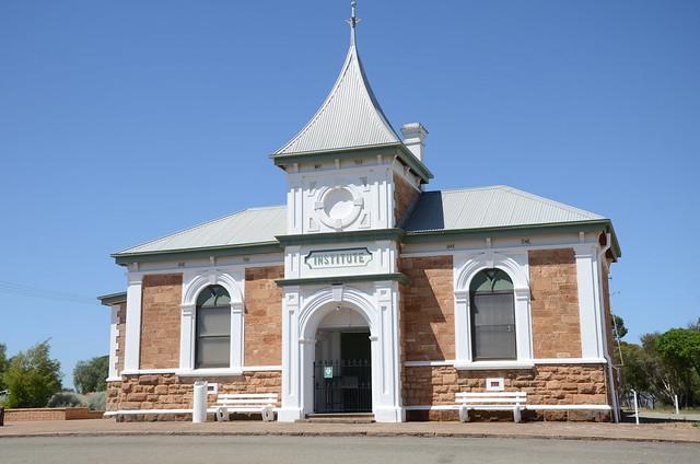 DSC_2418 Yacka Institute, Hawker Street, Yacka, South Australia