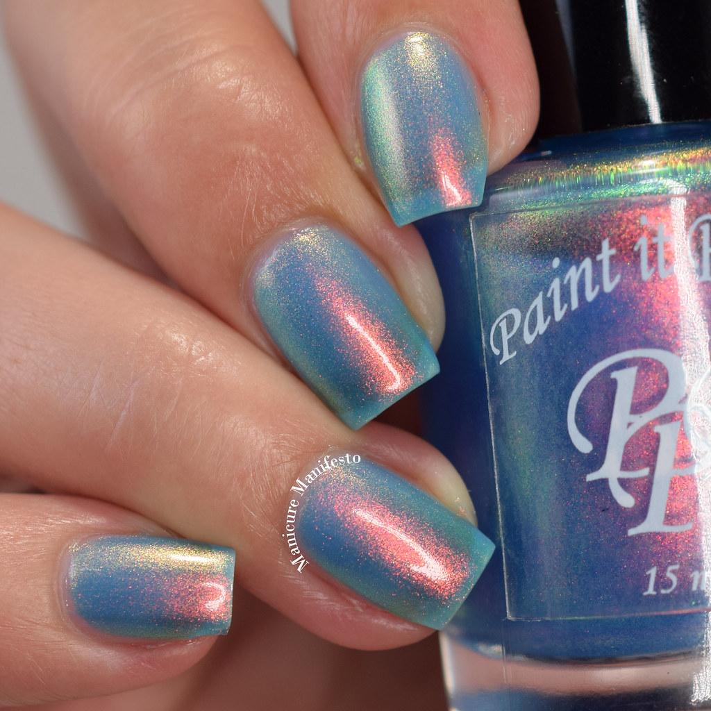 Paint It Pretty Polish Rainbow Hair