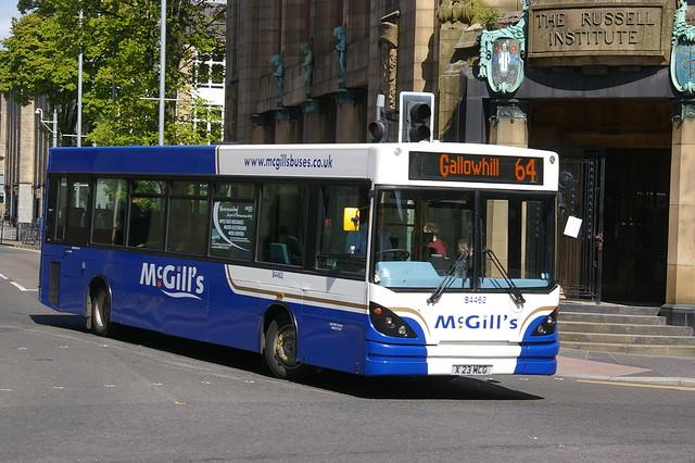 McGILL'S GREENOCK B4462 X23MCG HX51LPV