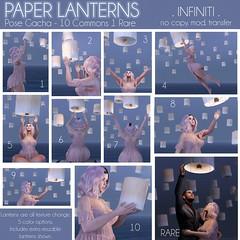 . Infiniti . - Paper Lanterns - Gacha