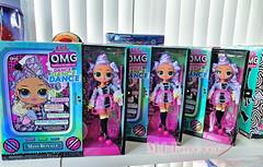 OMG Dance Dance Dance Miss Royale x3