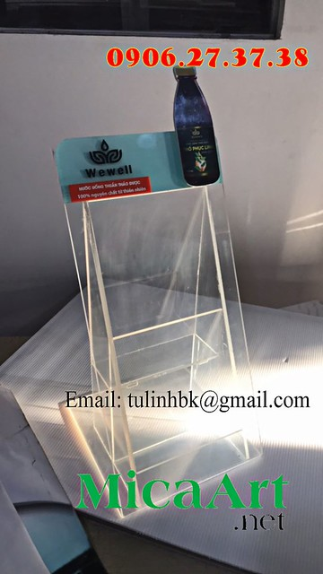 Mica Art chuyên nhận làm khay Mica với giá cực ưu đãi tại Hà Nội