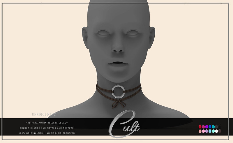 : CULT : Molly with HUD ( Group Gift)