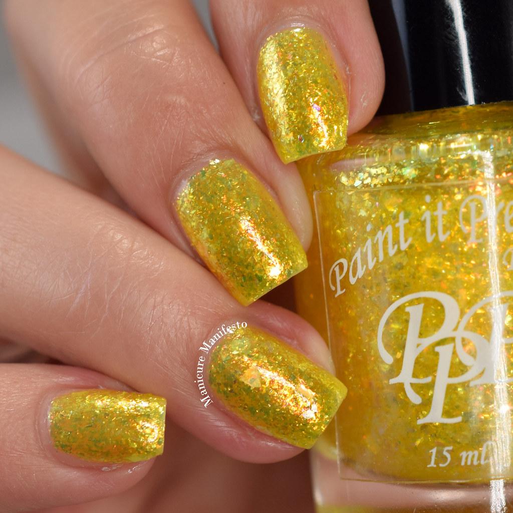 Paint It Pretty Polish Yellow Brick Road