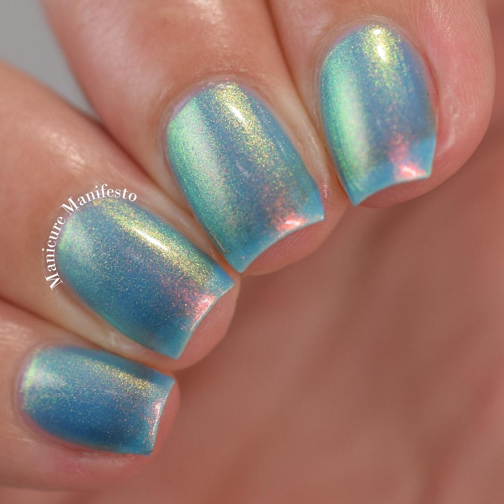 Paint It Pretty Polish Rainbow Hair review