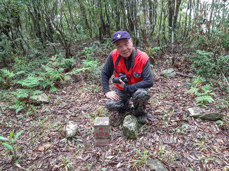 久武山山頂 (2)