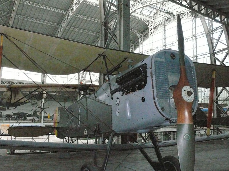 Bristol F2 Figther