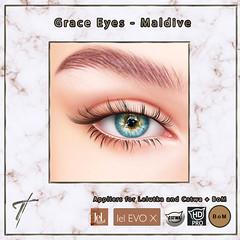 Tville - Grace Eyes *maldive*