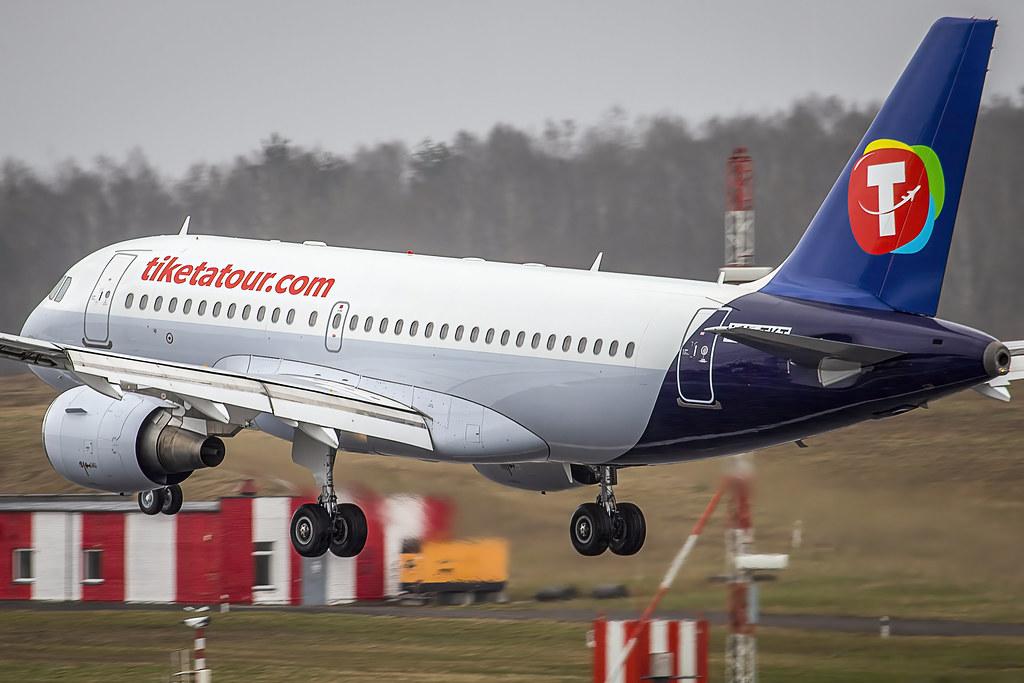 LY-TKT, A319-112, Avion Express Airbus, EYVI, 15APR2021