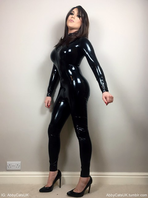 Standing Tall in Latex