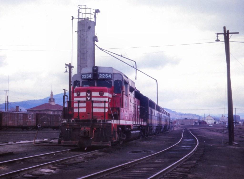 BN 2254 Helena, MT