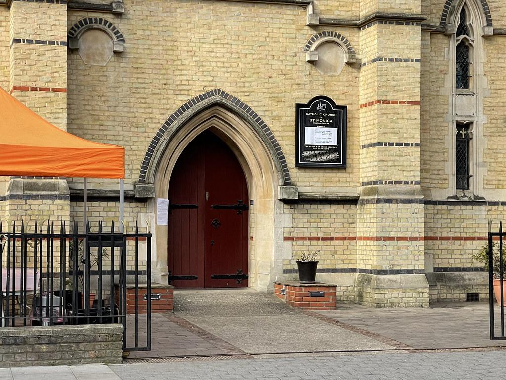 IMG_2954 Catholic Church of St Monica Hoxton Square Shoreditch London