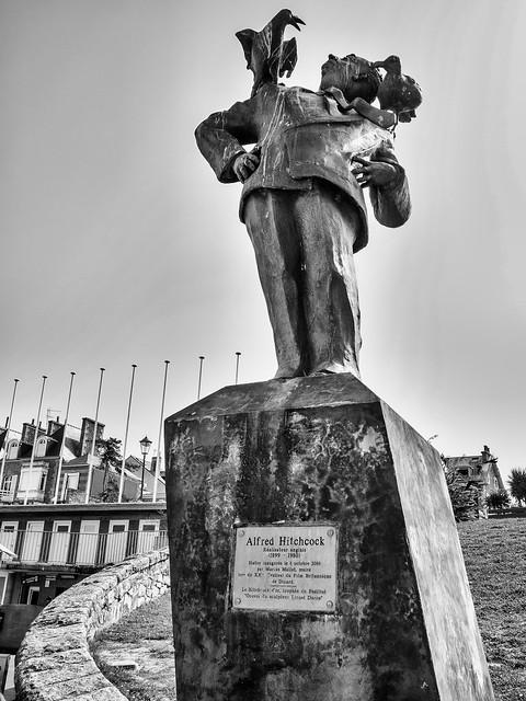 Salut Alfred! Dinard, Bretagne.