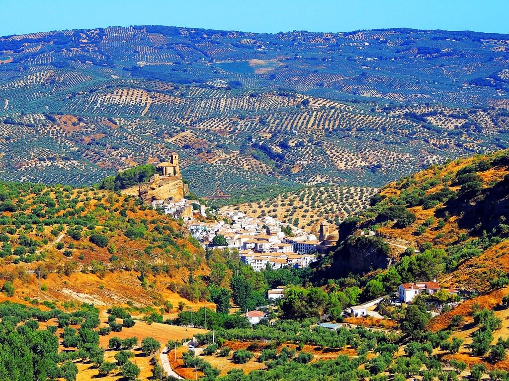 Montefrío (Granada) Explore 15/04/2021