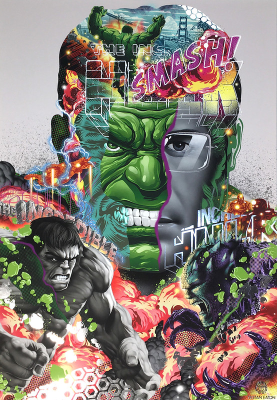 Tristan Eaton Hulk