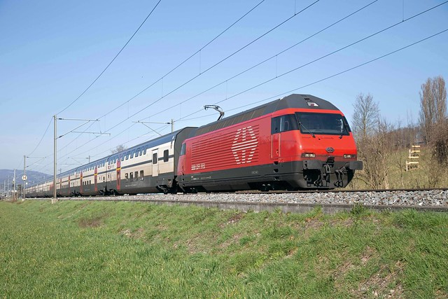 SBB Re 460 009 Sissach