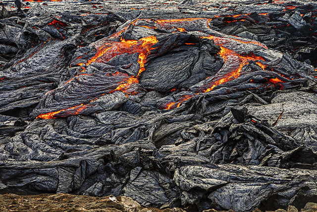 Reykjanes Eruption 2121