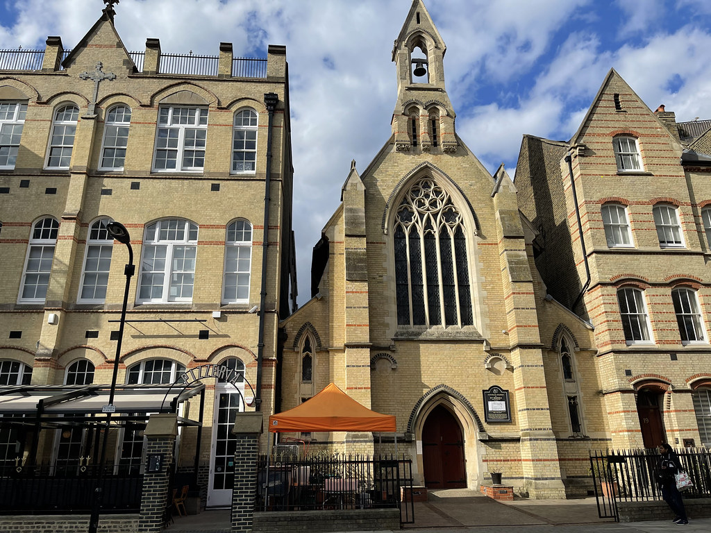 IMG_2951 Catholic Church of St Monica Hoxton Square Shoreditch London