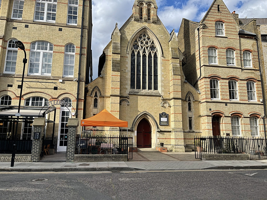 IMG_2950 Catholic Church of St Monica Hoxton Square Shoreditch London