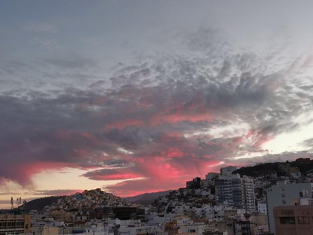 Cielos y nubes Las Palmas de Gran Canaria 34