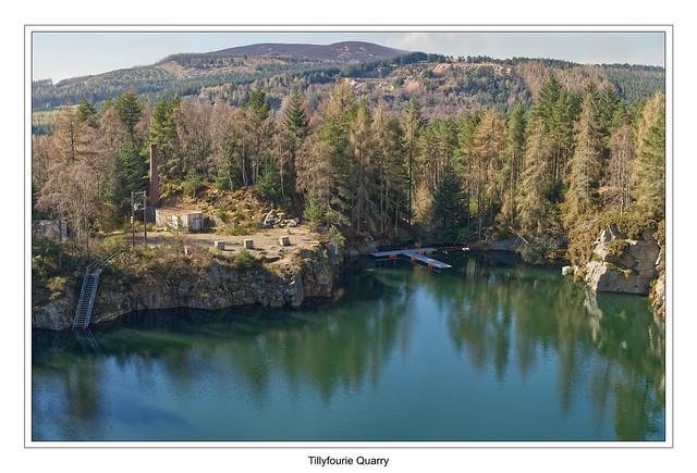 Tillyfourie Quarry