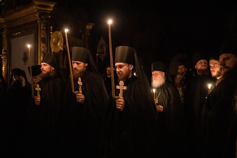 15 апреля 2021, Монашеский постриг / 15 April 2021, Monastic vows
