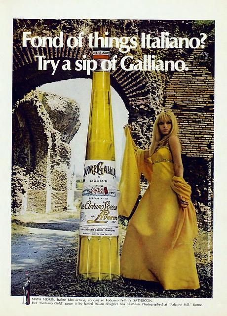 Fond of things Italiano?