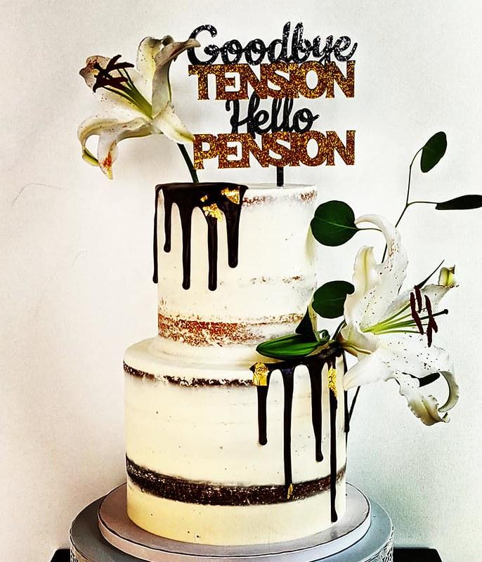 Cake by Making Sugar Fancy