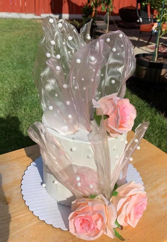 Cake by Dulce Bombon