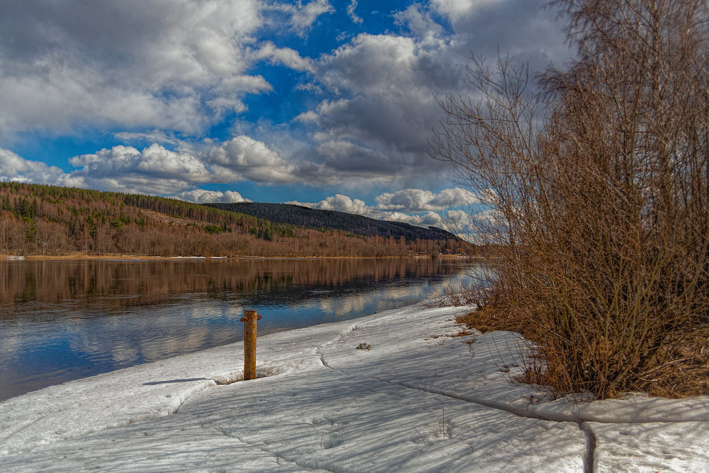 Schweden - Letzte Wintertage am Klarälven