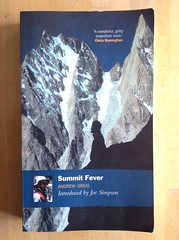 Summit Fever - Andrew Greig